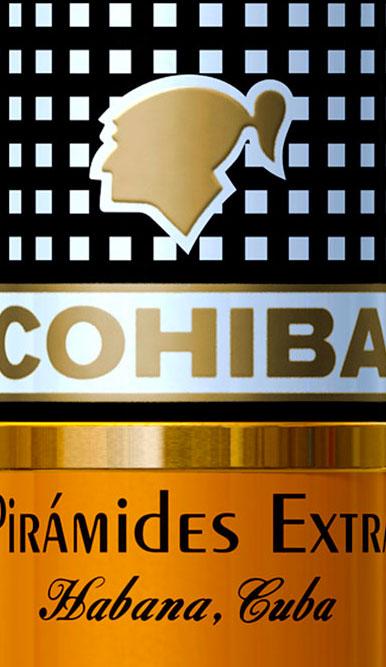 4-Cohiba-Piramides-Extra-Tubo-Aluminio