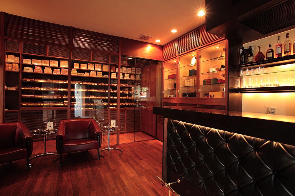 La Casa del Habano. Cigar Club Iikura.